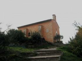 Chapelle sainte brigitte de Vidauban
