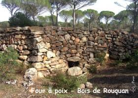 Four à poix du Bois du Rouquan